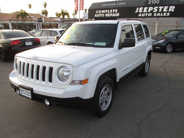 2015 Jeep Patriot Sport 4X4