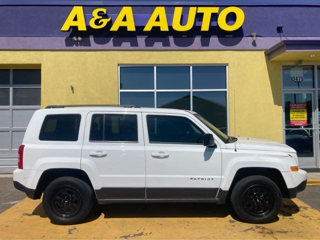 2015 Jeep Patriot Sport in Englewood, CO 80110