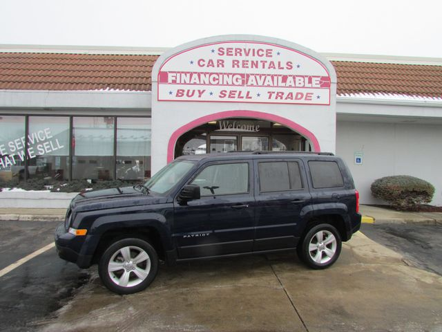 2015 Jeep Patriot 4X4 *SOLD!