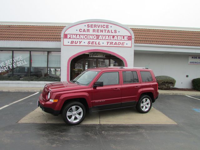 2015 Jeep Patriot Limited *SOLD