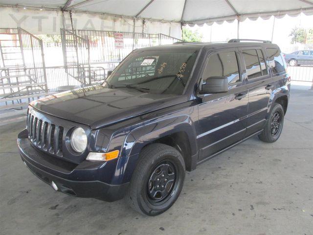 2015 Jeep Patriot Sport Gardena, California