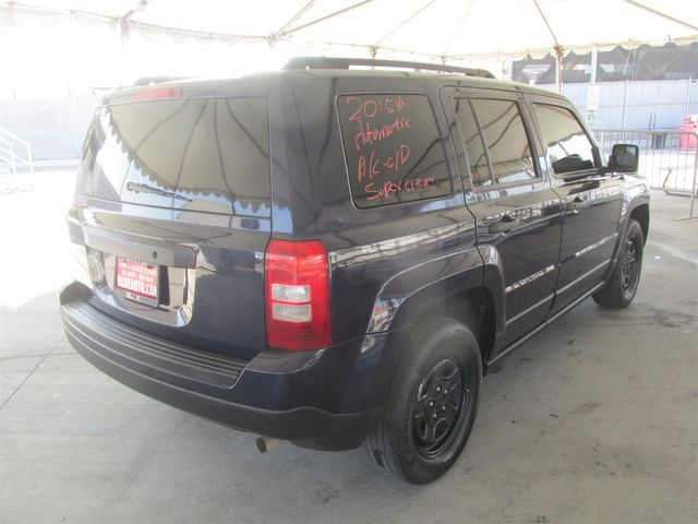 2015 Jeep Patriot Sport Gardena, California 2