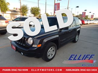 2015 Jeep Patriot Sport in Harlingen TX, 78550