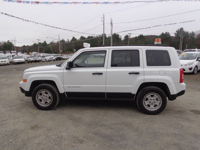 2015 Jeep Patriot Sport Hoosick Falls, New York