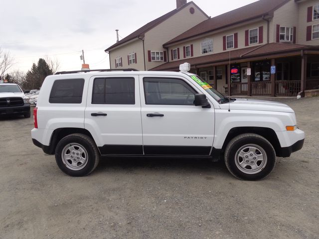 2015 Jeep Patriot Sport Hoosick Falls, New York 2