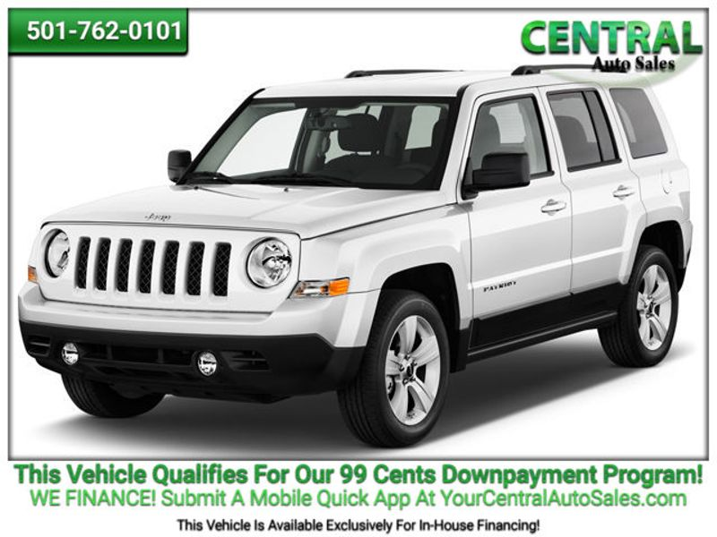 2015 Jeep Patriot Sport | Hot Springs, AR | Central Auto Sales in Hot Springs AR