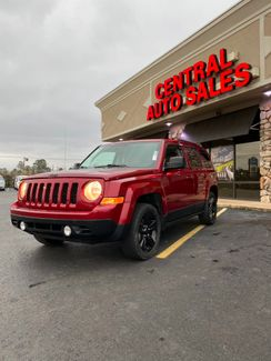 2015 Jeep Patriot in Hot Springs AR