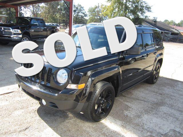 2015 Jeep Patriot Altitude Edition Houston, Mississippi