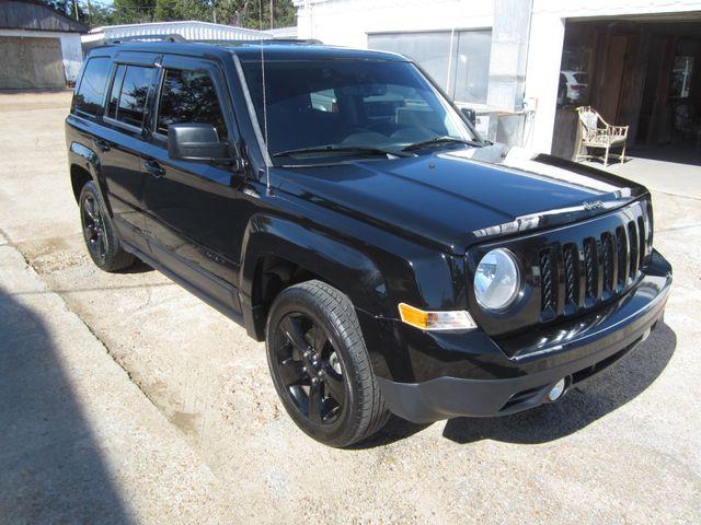 2015 Jeep Patriot Altitude Edition Houston, Mississippi 1