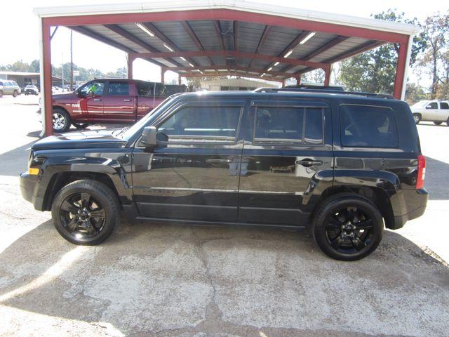 2015 Jeep Patriot Altitude Edition Houston, Mississippi 3
