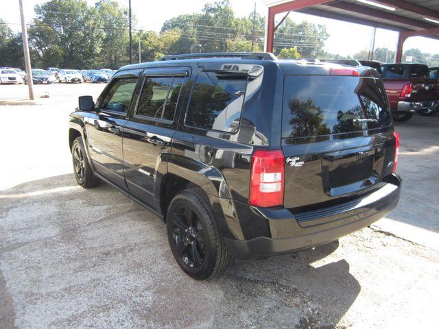 2015 Jeep Patriot Altitude Edition Houston, Mississippi 5