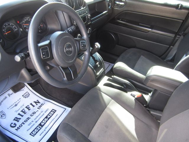 2015 Jeep Patriot Altitude Edition Houston, Mississippi 6