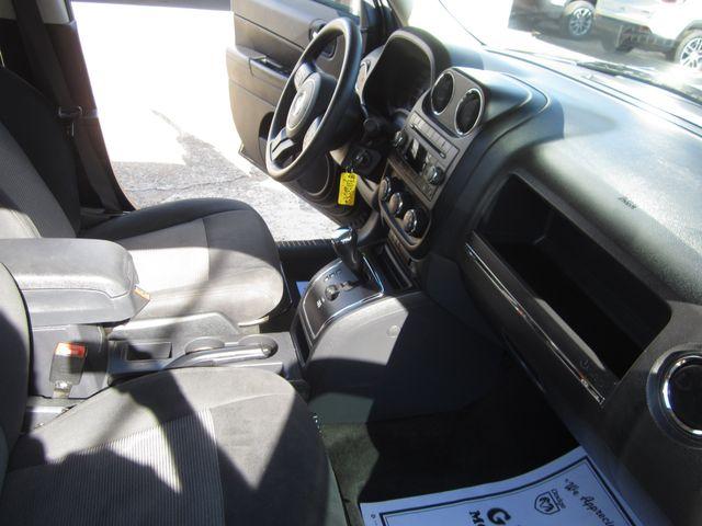 2015 Jeep Patriot Altitude Edition Houston, Mississippi 8
