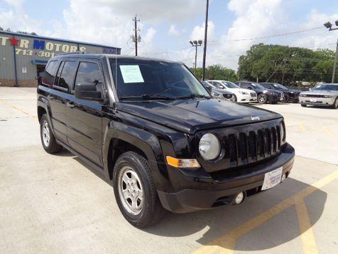 2015 Jeep Patriot Sport in Houston