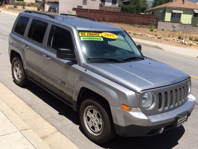 2015 Jeep Patriot Sport La Crescenta, CA