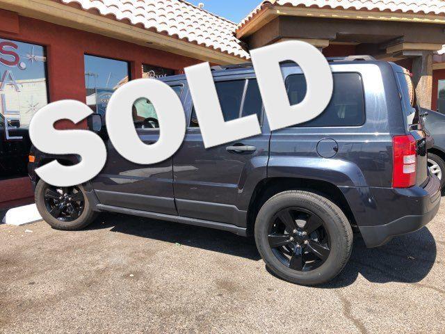 2015 Jeep Patriot Altitude Edition CAR PROS AUTO CENTER (702) 405-99 Las Vegas, Nevada