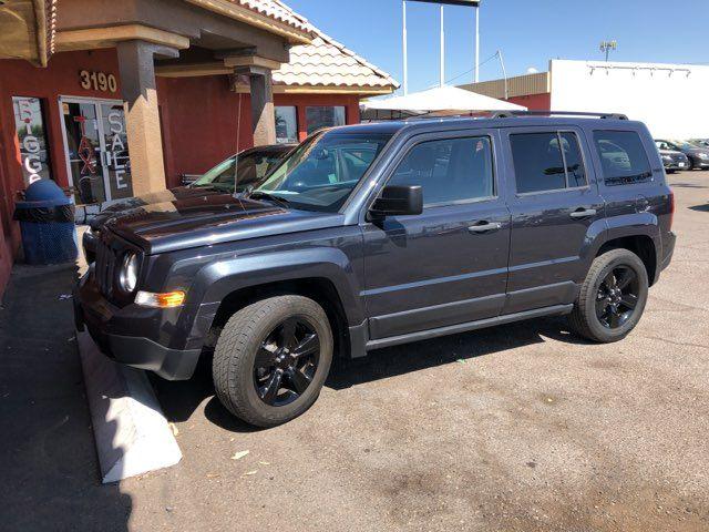 2015 Jeep Patriot Altitude Edition CAR PROS AUTO CENTER (702) 405-99 Las Vegas, Nevada 2