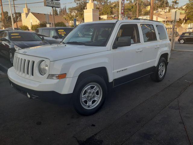 2015 Jeep Patriot Sport Los Angeles, CA