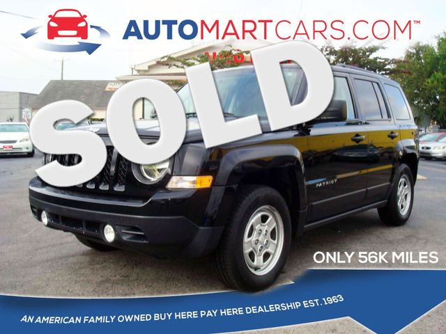 2015 Jeep Patriot Sport | Nashville, Tennessee | Auto Mart Used Cars Inc. in Nashville Tennessee