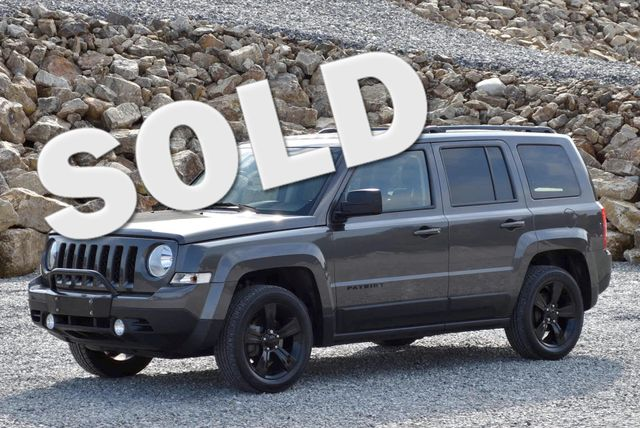 2015 Jeep Patriot Altitude Edition Naugatuck, Connecticut