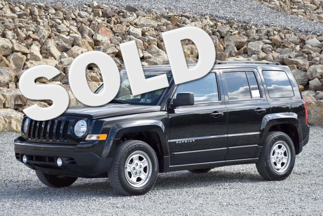 2015 Jeep Patriot Sport Naugatuck, Connecticut