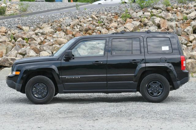 2015 Jeep Patriot Sport Naugatuck, Connecticut 1