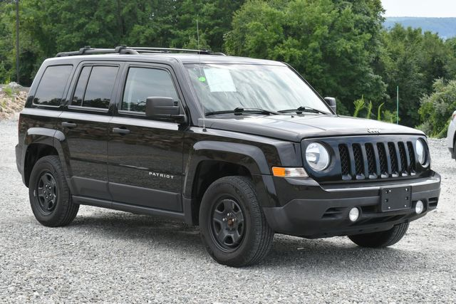 2015 Jeep Patriot Sport Naugatuck, Connecticut 6