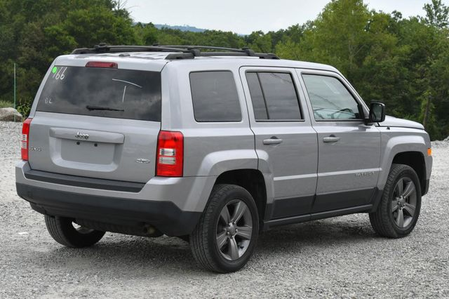2015 Jeep Patriot High Altitude Edition Naugatuck, Connecticut 4
