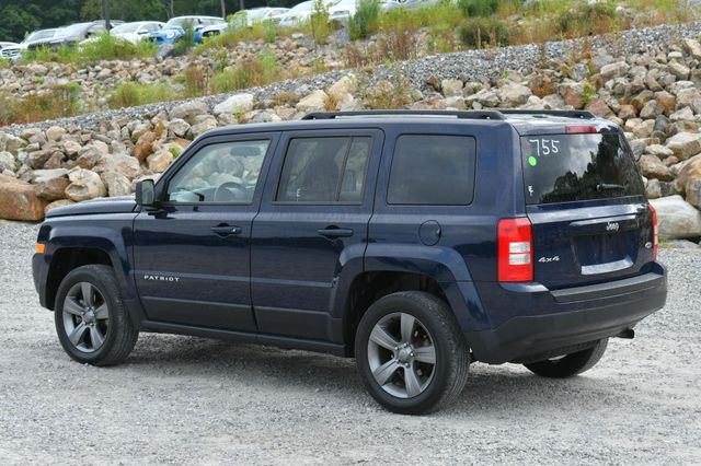 2015 Jeep Patriot High Altitude Edition 4WD Naugatuck, Connecticut 4