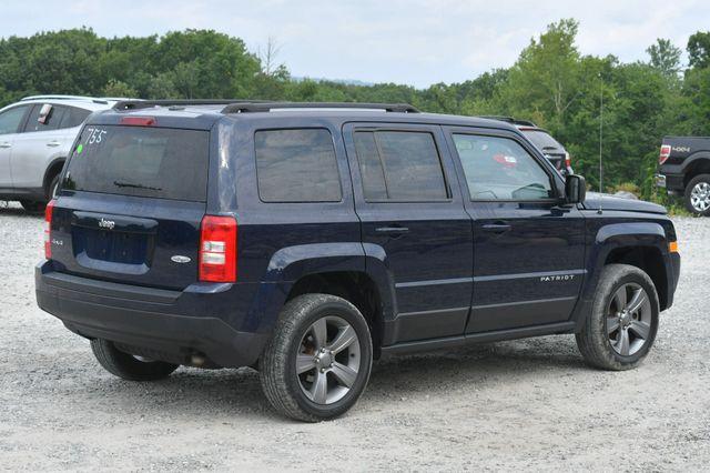 2015 Jeep Patriot High Altitude Edition 4WD Naugatuck, Connecticut 6