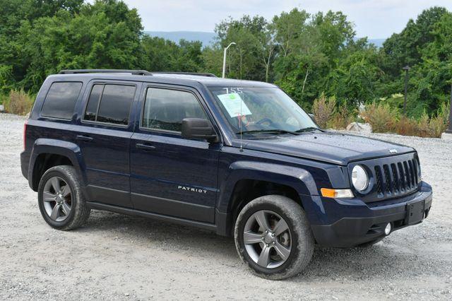 2015 Jeep Patriot High Altitude Edition 4WD Naugatuck, Connecticut 8