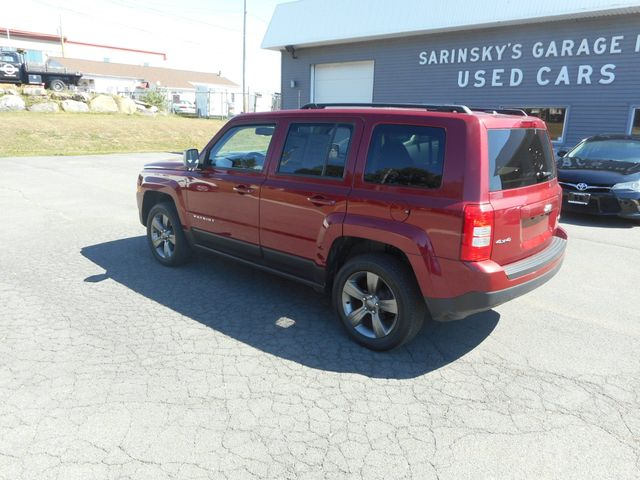 2015 Jeep Patriot High Altitude Edition in New Windsor, New York 12553