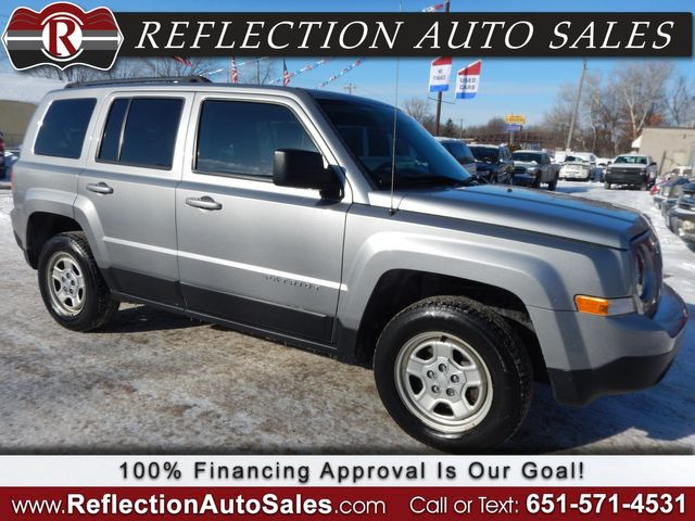 2015 Jeep Patriot Sport in Oakdale, Minnesota 55128