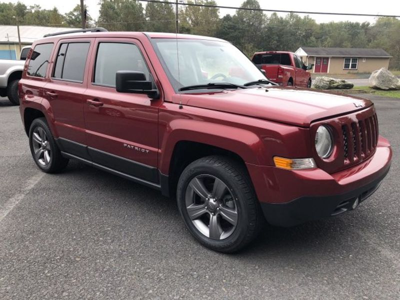 2015 Jeep Patriot High Altitude Edition | Pine Grove, PA | Pine Grove Auto Sales in Pine Grove, PA