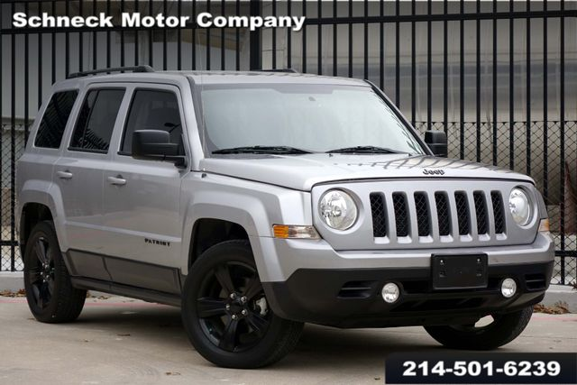 2015 Jeep Patriot Altitude *** 1.9 APR AVAILABLE* ***
