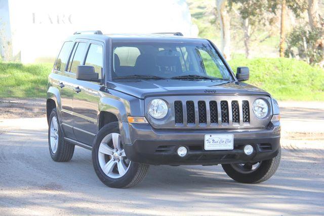 2015 Jeep Patriot Altitude Edition Santa Clarita, CA 3