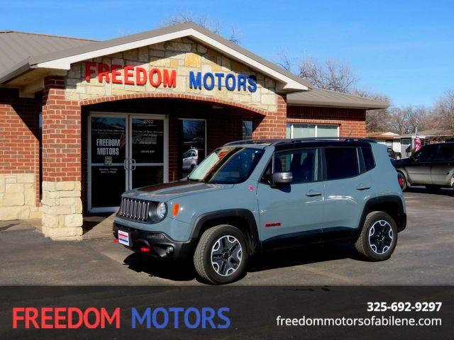 2015 Jeep Renegade Trailhawk in Abilene,Tx, Texas 79605