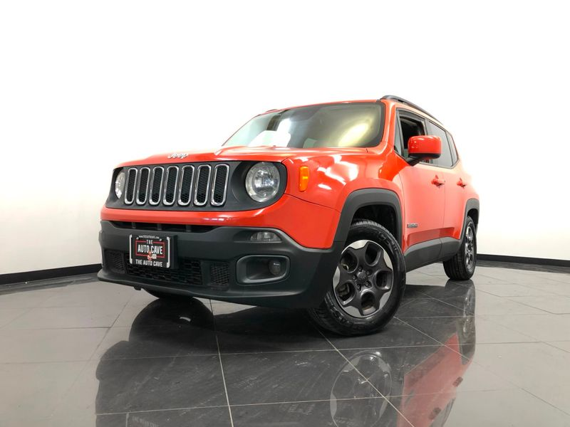 2015 Jeep Renegade *2015 SPORT UTILITY 4-DR*Latitude FWD* | The Auto Cave in Addison