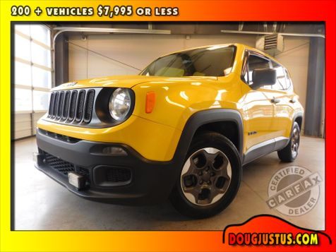 2015 Jeep Renegade Sport in Airport Motor Mile ( Metro Knoxville ), TN