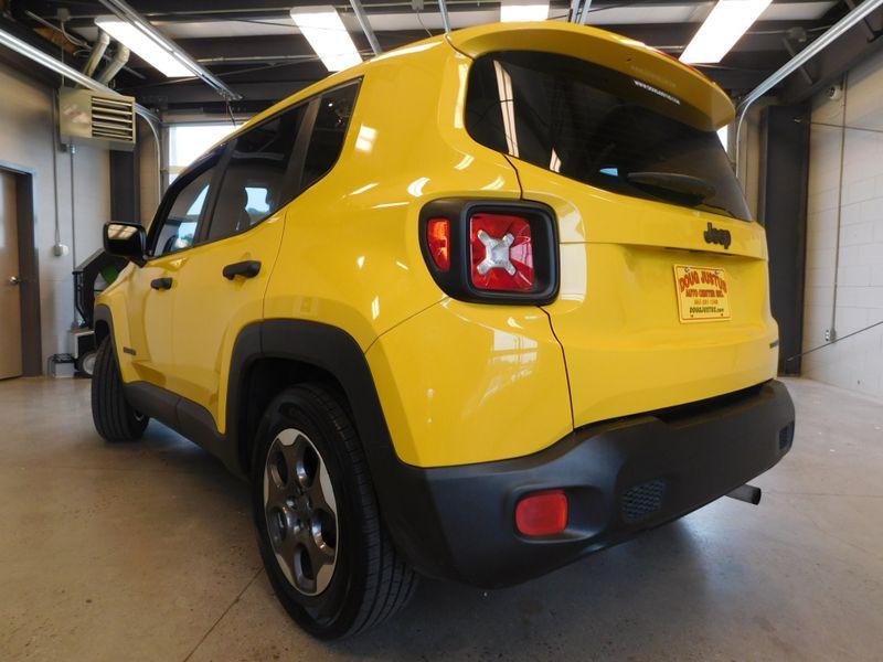 2015 Jeep Renegade Sport  city TN  Doug Justus Auto Center Inc  in Airport Motor Mile ( Metro Knoxville ), TN