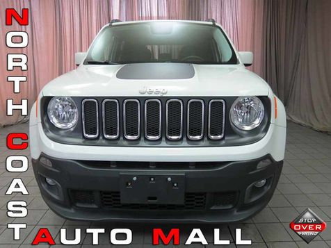 2015 Jeep Renegade Latitude in Akron, OH