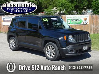 2015 Jeep Renegade Latitude in Austin, TX 78745