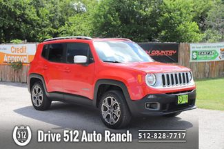 2015 Jeep Renegade Limited in Austin, TX 78745