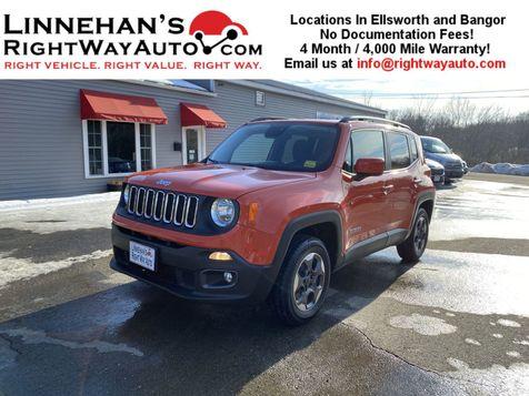 2015 Jeep Renegade Latitude in Bangor