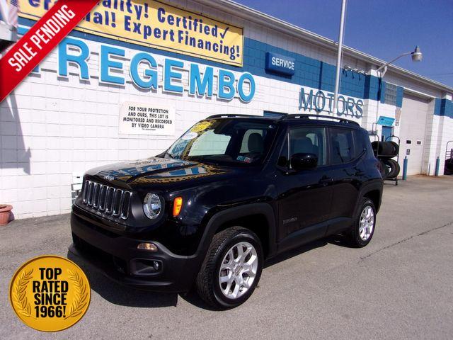 2015 Jeep Renegade Latitude in Bentleyville, Pennsylvania 15314
