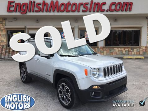 2015 Jeep Renegade Limited in Brownsville, TX