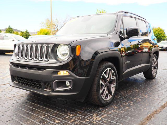 2015 Jeep Renegade in Champaign Illinois
