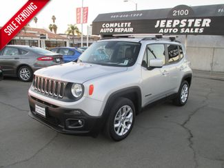 2015 Jeep Renegade Latitude in Costa Mesa California, 92627