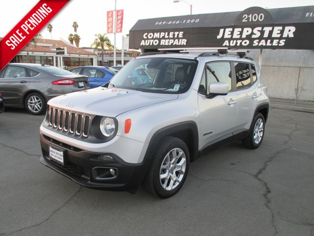 2015 Jeep Renegade Latitude in Costa Mesa California, 92627