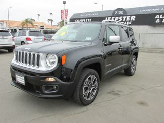 2015 Jeep Renegade Limited in Costa Mesa, California 92627